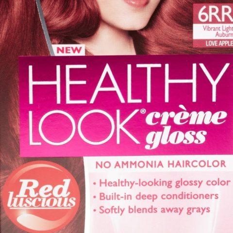 3 Pack 6RR : Vibrant Light Auburn / Love Apple No Ammonia Haircolor Red-luscious Last through 28 Shampoos - 1