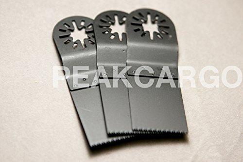 "3-piece Pack MATERIAL: High-Carbon Steel WIDTH: 1-1/4"" (31.8mm) DEPTH OF CUT: 1-5/8"" (41.3mm) Origin: Vietnam - 1"