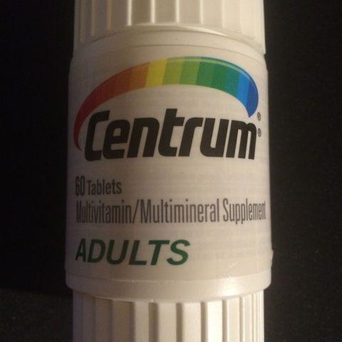 Multivitamin supplement #1 Doctor recommended multivitamin - 1