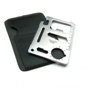 You would receive a quantity of 50 NEW 11in1 Credit Card Multi-Tool. - 1
