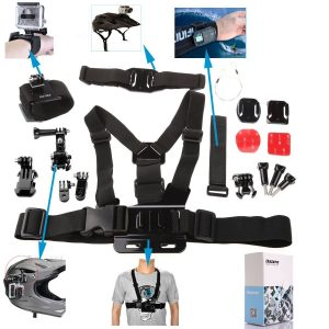 Super value Must have gopro accessory kits - 1