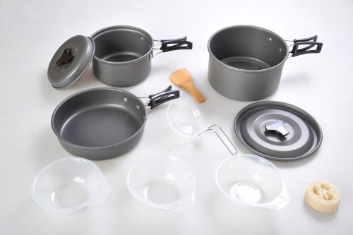 May have Distressed Packaging. Contents Perfect Shape Alocs Basic: Cooking Set for 2-3 people