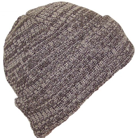 """100% Acrylic Best Fit From 22 1/2 - 23 3/4"""" Head Circumference (Hat Size 7 - 7 1/2) Warm Fleece Lining Thick and Warm - 1"""