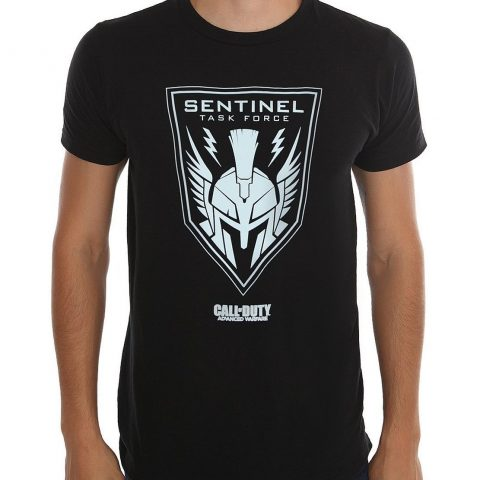 Call Of Duty: Advanced Warfare Sentinel T-Shirt Size : X-Large 100% Cotton 100% cotton Wash cold; dry low Imported Listed in mens sizes - 2