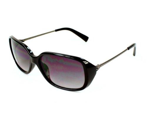 Reference: CK1119S 070 Model: Female Material: Metal - Acetate Colour: Black - Gun Lens colour: Gradient Grey - 1