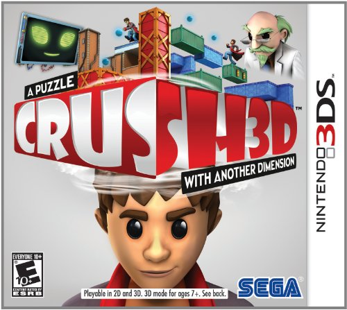 CRUSH 3D tells the story of Danny