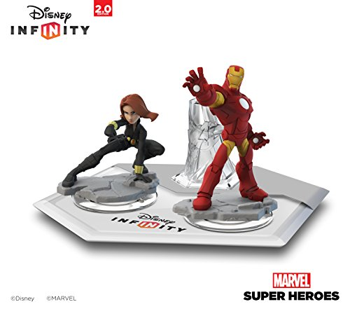 The Avengers Play Set and Toy Box Game Discs Bring many of your favorite Marvel Super Heroes into a bigger Toy Box and all new Play Sets Combine Marvel and Disney characters in ways never-seen-before - 1