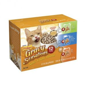 100% complete & balanced nutrition for cats & kittens Delicious gravy flavor that cats love Easy to feed pouches 4 With Chicken in Gravy 4 With Ocean Whitefish & Tuna in Gravy 4 With Tuna in Gravy - 1