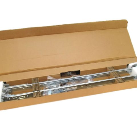 This rail kit is new in an open box. - 2