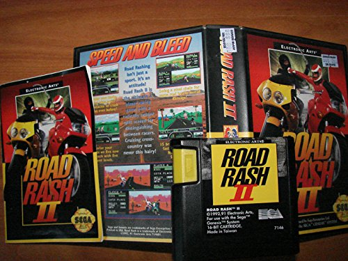 Motorcycle-racing video game in which the player participates in violent illegal street races. - 1