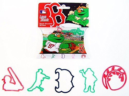 Featuring MLB Boston Red Sox Logos Kids love to Collect them