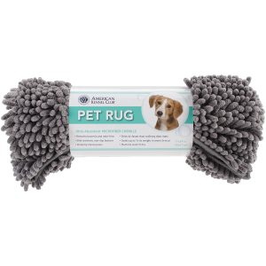Dries 5x faster than ordinary door mats Soaks up to 7x its weight in water & mud Machine wash & dry Remains bacteria and odor-free Instantly cleans paws - 1
