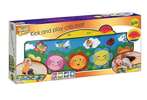 Ginzick Precious Happy Dancing Flower Planet Kick And Play Piano