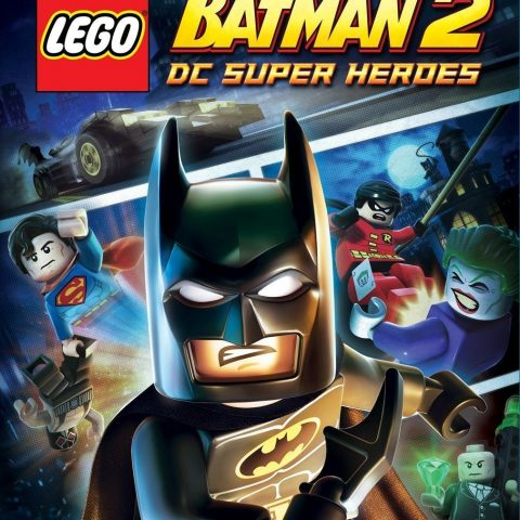 Case to the game is damaged but the game is in good / like new condition. The Dynamic Duo of Batman and Robin join other famous super heroes from the DC Universe including Superman