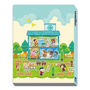 Officially Licensed by Nintendo Store and organize up to 112 amiibo cards Store cards in individual pockets 4 pockets front and back for each page Features Animal Crossing: Happy Home Designer artwork - 2