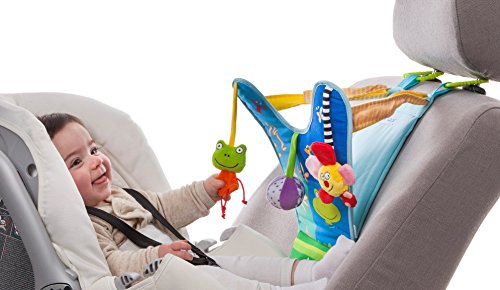 Taf Toys Baby Car Seat Toy Keeps Baby Happy and Busy While in Car ...