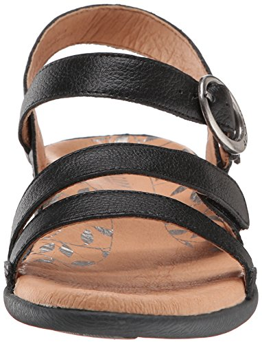 Size - Women's - 10 M US Premium firmcore comfort footbed for long-lasting comfort Non marking natural rubber outsole with pattern tread for traction Adjustable buckle and instep strap for fit and comfort - 2