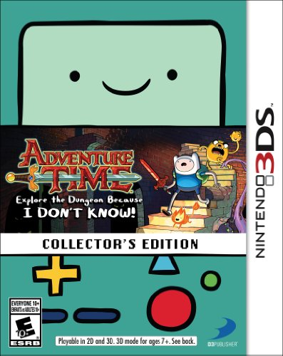 Collector's edition includes BMO Steel Book