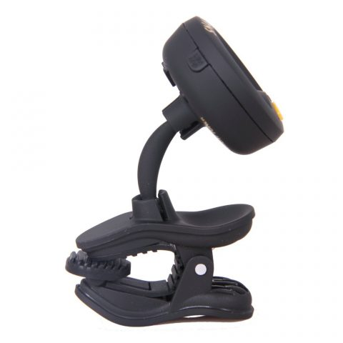 Super Tight Tuning Faster Brighter EZ Read Display Display Rotates 360 degrees Tap Tempo Metronome Pitch Calibration and Transpose Features - 2