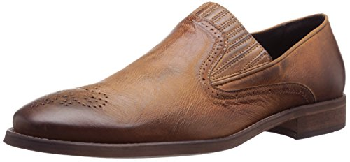 100% Leather Imported Rubber sole Made in: Italy Fit: True to Size Outsole: Leather/Rubber Upper: Calfskin Features of this item include: Slip-on - 1