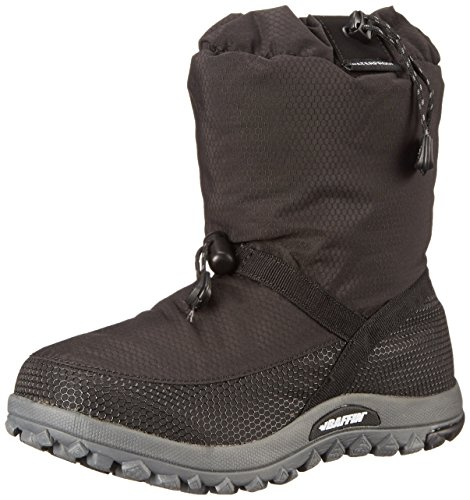 Size - Women's - 6 M US Nylon Imported Rubber sole Mid-cut insulated boot with waterproof textured-nylon upper featuring drawstring snow collar Removable insole Thermaplush lining - 1