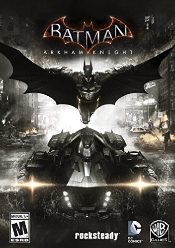 The Batmobile: Gamers have demanded it