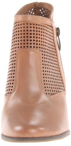 "Size - Women's - 10 M(B) US Leather Imported Synthetic sole Shaft measures approximately 5"" from arch Heel measures approximately 2.5"" Boot opening measures approximately 10"" around Perforations open up the feel of this compact bootie from Bella Vita. - 2"