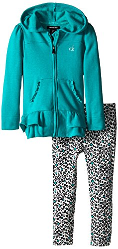 Size - Little Girls - 6X 60% Cotton/40% Polyester Imported Machine Wash Jacket Pants - 1