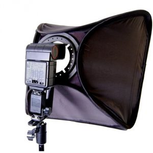 Open Box Soft box only. No flash or lights included. - 1
