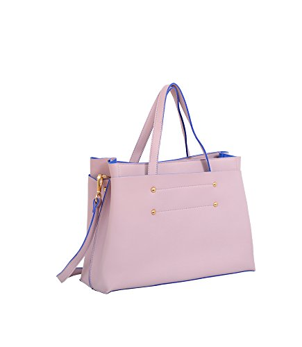 100% Faux Leather Imported zipper closure Zipper closure Comes with detachable/adjustable cross body strap Fully lined interior 12x6x9 - 2