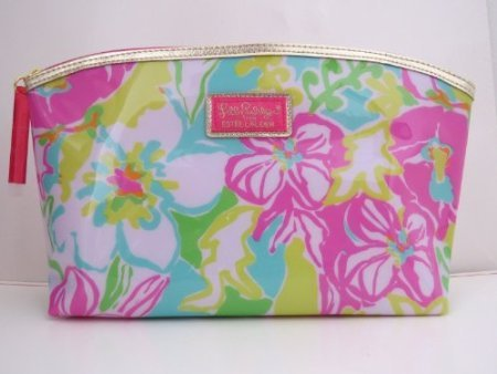 2014 Lilly Pulitzer Rare Large Waterproof Cosmetic Bag Communication If you have any questions or concerns regarding an item purchased or future purchase please contact us through eBay's message system and we will be happy to assist. Please allow time to reply if contacted outside business hours. Click to message us: Contact Good World Gadgets Shipping Our standard shipping service is free