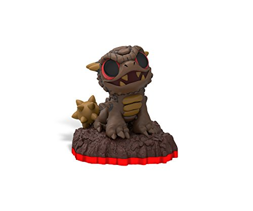 New with distressed/damaged packaging. 2 Mini Toys 2 Trading Cards 2 QR Codes and Stickers This Skylanders Trap Team figure requires the Traptanium Portal (included in the Trap Team Starter Pack) to be used in-game. - 2