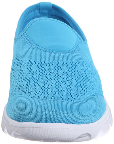 12a1da8f9a6a1 Propet Women s Travelactiv Slip On Fashion Sneaker – Pacific – 6.5 N ...