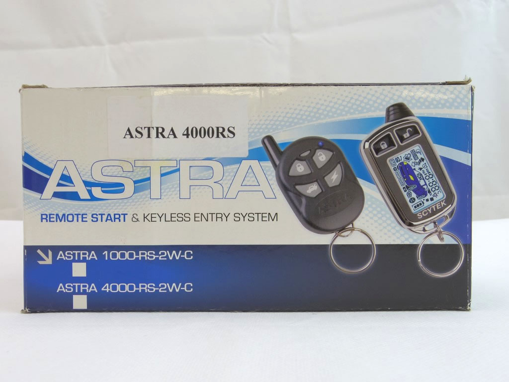 Scytek Astra 4000rs Car Alarm Vehicle Security System Remote Start Starter Product Discounted Retail Products Coupons