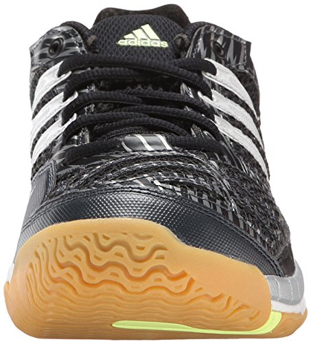 Textile/ Synthetic Imported Rubber sole Open mesh upper for breathability TPU grid in shank for 360-degree air flow ADIPRENE+ in the forefoot maintains propulsion and efficiency Full-length ADIPRENE for comfort and superior cushioning at impact Non-marking rubber outsole - 2