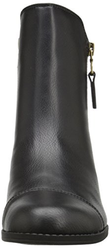 "Size - Women's - 8.5 B US Manmade Imported Rubber sole Shaft measures approximately 6"" from arch Heel measures approximately 1.5"" Platform measures approximately 0.25 inches Boot opening measures approximately 10.25"" around Chaps - 2"