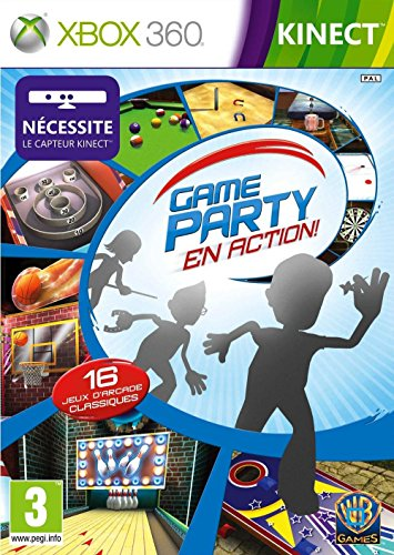 16 family favorite arcade like mini-games including Darts