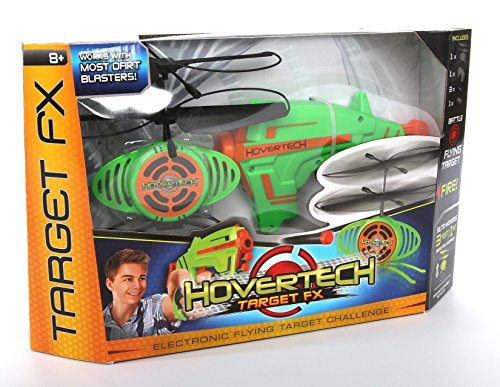HoverTechFX auto-hover targets use sensors to dart