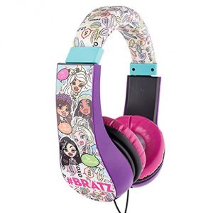 Kid-Safe Volume Limiting Technology Suitable For Children Ages 3-9 Padded