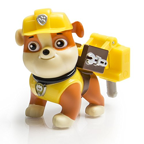 NEW Paw Patrol Action Pack Pup Badge Rubble Discounted Retail