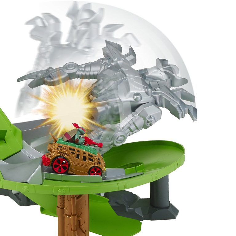 or take down Shredder for Turtles Victory Works with all other T-Machine vehicles - 1