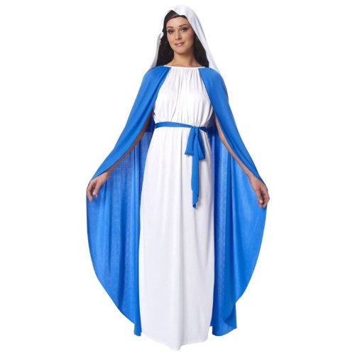 Polyester Medium (8-10) Includes: Dress and Headpiece - 2