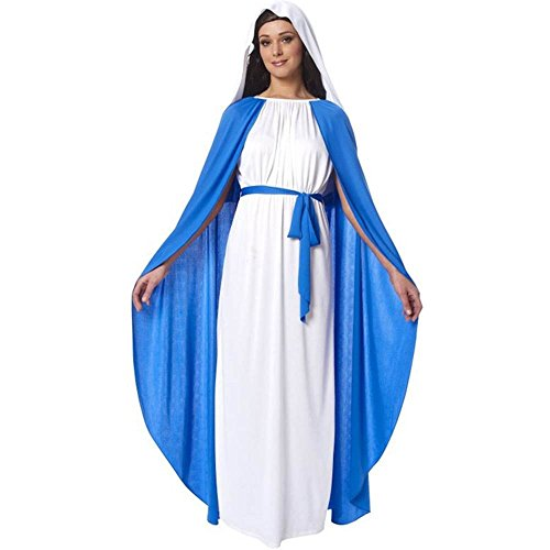 Polyester Medium (8-10) Includes: Dress and Headpiece - 1