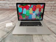 """Item Specifics: MPN : MC721LL/AUPC : N/ABrand : AppleProduct Family : MacBook ProRelease Year : 2011Screen Size : 15""""inchProcessor Type : Intel Core i7Processor Speed : 2.0GHzMemory : 8GB 1333MHz DDR3Type : LaptopOperating System : 10.13.6 High SierraColor : SilverStorage : 500GB - 1"""