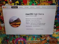"""we have added actual images to this listing of the Apple Macbook Pro you would receive. Clean install of 10.13.6 (High Sierra) Operating system. May have some minor scratches/dents/scuffs. OSX Default Password: 123456. [ What is included: Apple Macbook Pro + Power Cord + 30-Day Warranty Included ]Item Specifics: MPN : MC723LL/AUPC : N/ABrand : AppleProduct Family : MacBook ProRelease Year : 2011Screen Size : 15""""inchProcessor Type : Intel Core i7Processor Speed : 2.0GHzMemory : 16GBStorage : 500GBOperating System : 10.13.6 High SierraColor : SilverType : Laptop - 1"""