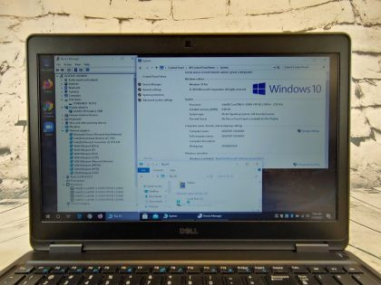 we have added actual images to this listing of the Dell Laptop you would receive. Clean install of Windows 10 Professional operating system. May have some minor scratches/dents/scuffs. [ What is included: Dell Laptop + Complete used US Power Cord + 30-Day Warranty Included ]Item Specifics: MPN : Dell Latitude E5550 LaptopUPC : NAType : Notebook/LaptopBrand : DellProduct Line : LatitudeModel : E5550Operating System : Windows 10 ProScreen Size : 15.6 inProcessor Type : Intel Core i5 5th Gen.Storage Type : HDD (Hard Disk Drive)Hard Drive Capacity : 500 GBRAM Size : 8 GBMost Suitable For : Casual Computing - 3