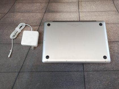 we have added actual images to this listing of the Apple Macbook you would receive. System has a clean install of Catalina(Version 10.15) operating system. System features the latest operating system supported by the system. May have some minor scratches/dents/scuffs. OSX Default Password: 123456. [ What is included: Apple Macbook + Power Cord + 30-Day Warranty Included ]Item Specifics: MPN : MD101LL/AUPC : NABrand : AppleProduct Family : Macbook ProRelease Year : Mid 2012Screen Size : 13 inProcessor Type : Intel Core i5Processor Speed : 2.5 GhzMemory : 6 GBStorage : 128 GBOperating System : Mac OS X 10.15