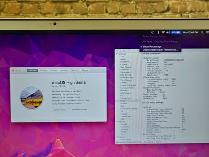 Item Specifics: MPN : Macbook Pro 17 i7 2.5GhzUPC : NABrand : AppleProduct Family : Macbook ProRelease Year : Late 2011Screen Size : 17 inProcessor Type : Intel Core i7Processor Speed : 2.50 GhzMemory : 8 GBStorage : 750 GBOperating System : Mac OS X 10.13