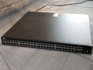 Fully working and factory reset. You would receive exactly as pictured.  Dell Networking X1052P Smart Web Managed Switch