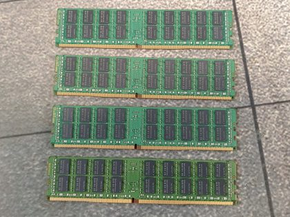 This is server/workstation memory and will not work with standard desktop home computers. Two part numbers: M393A2G40DB0-CPB0Q and M393A2G40DB0-CPB3QItem Specifics: MPN : M393A2G40DB0-CPB0Q M393A2G40DB0-CPB3QUPC : NAType : DDR4Form Factor : DIMMBrand : SamsungNumber of Pins : 288Bus Speed : PC4-17000 (DDR4-2133P)Number of Modules : 4Capacity per Module : 16 GBTotal Capacity : 64 GB - 4